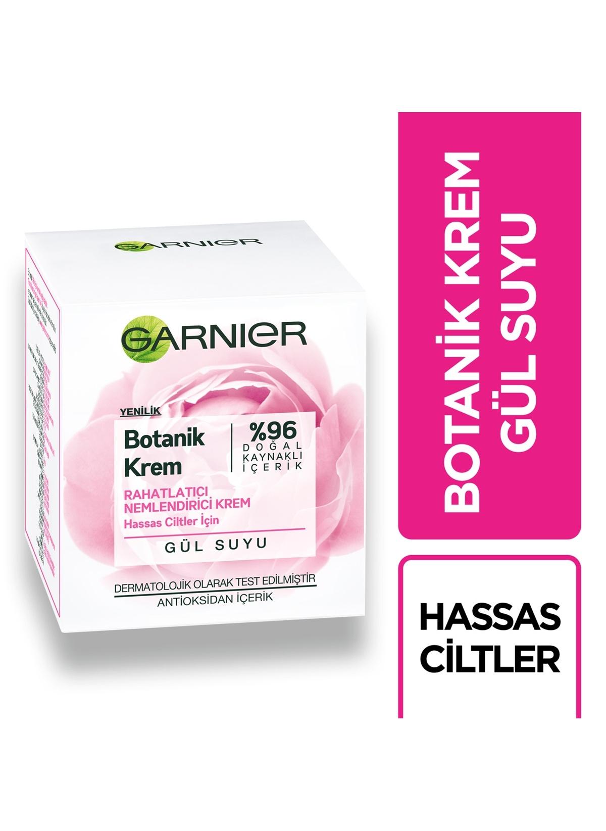 Garnier   Botanik Rahatlatıcı Antioksidan Nemlendirici Krem